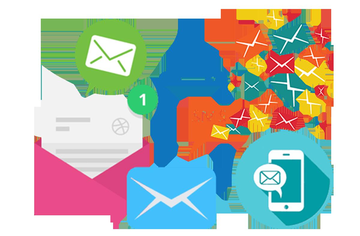 باقات الرسائل التجارية