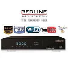 RED LINE TS-3000 HD PLUS