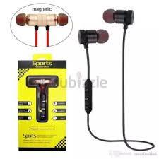 Sporcu Bluetooth Kulaklık Mıknatıslı Orjinal Kaliteli