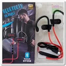 RT558 Kablosuz Bluetooth Kulaklık Koşu Kulaklığı