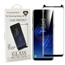 Samsung Note 8 New Generation UV 5D Glass Coating Full Splatter Glass Protective Unbreakable