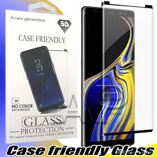Samsung S9 5D Screen Protector Full Curved Screen Protector